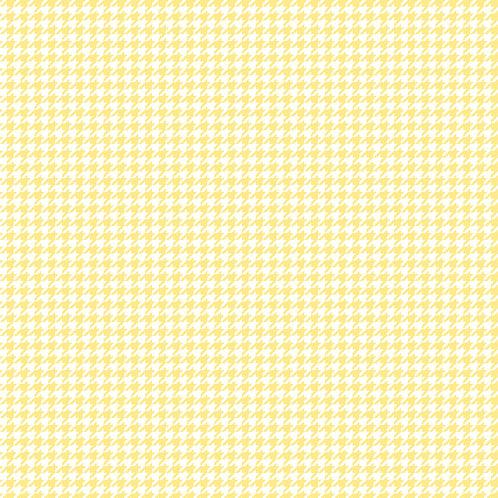 PIED-DE-POULE | Amarelo Torrado | A partir de