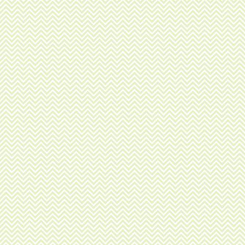 CHEVRON PEQUENO | Verde Gélido | A partir de