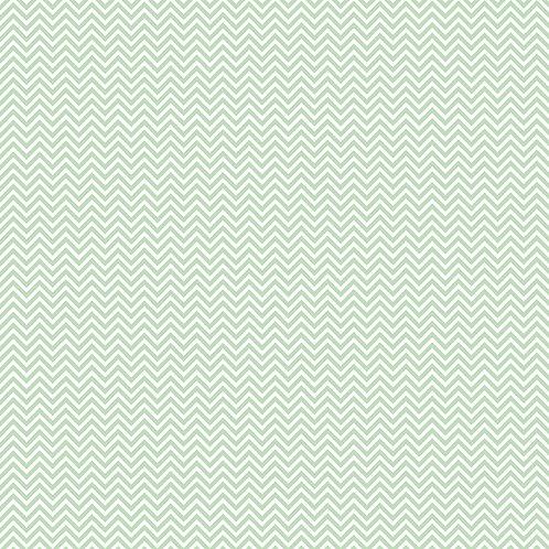 CHEVRON PEQUENO | Verde Celadon | A partir de