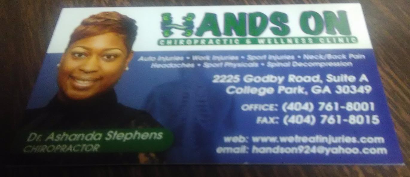 Dr. Ashanda Stephens