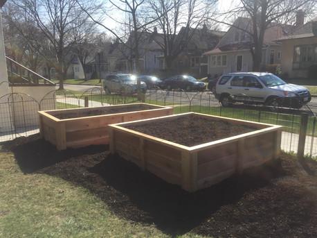 Raised Garden Beds, Evanston IL