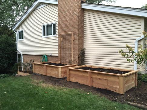 Raised Garden Beds, Skokie IL