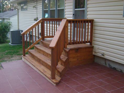 Cedar Landing/Deck, Glenview IL