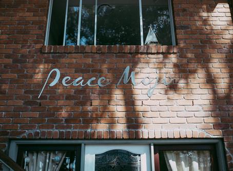 Peace, love and weddings