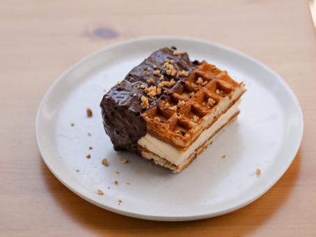 New menu item - waffle
