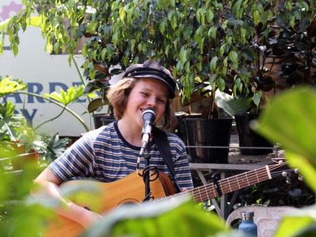 Live music Saturday 29th February - Declan