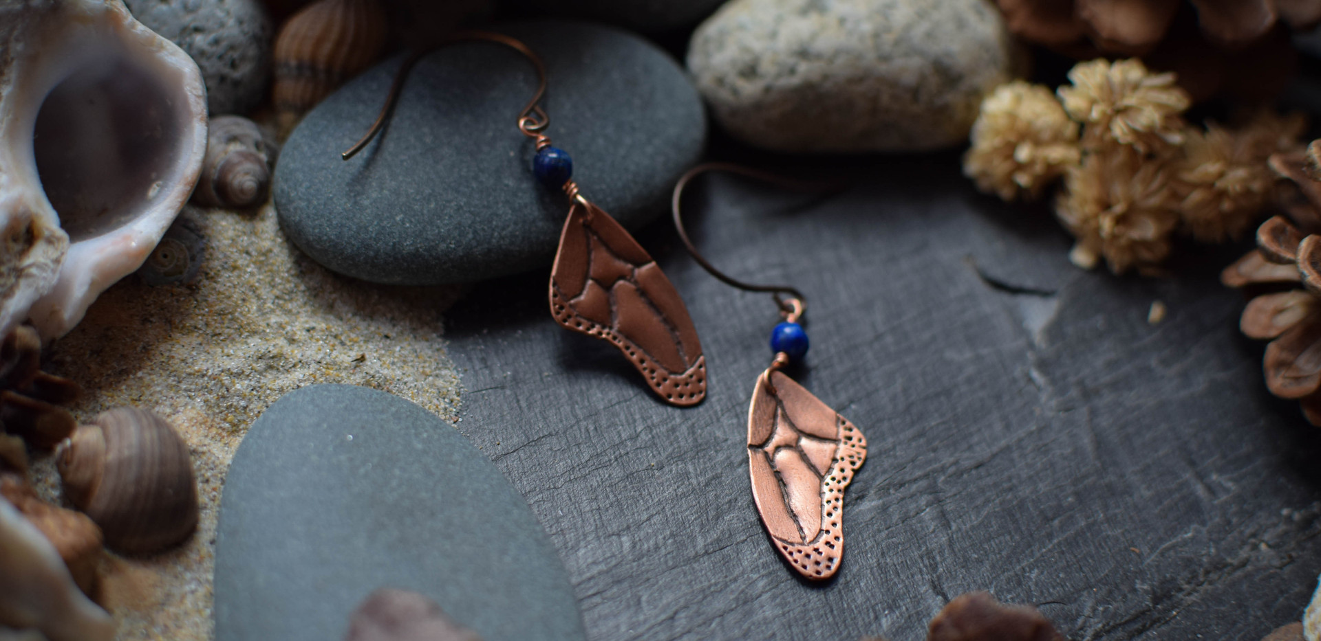 Boucles d'Oreilles ~Papillons~