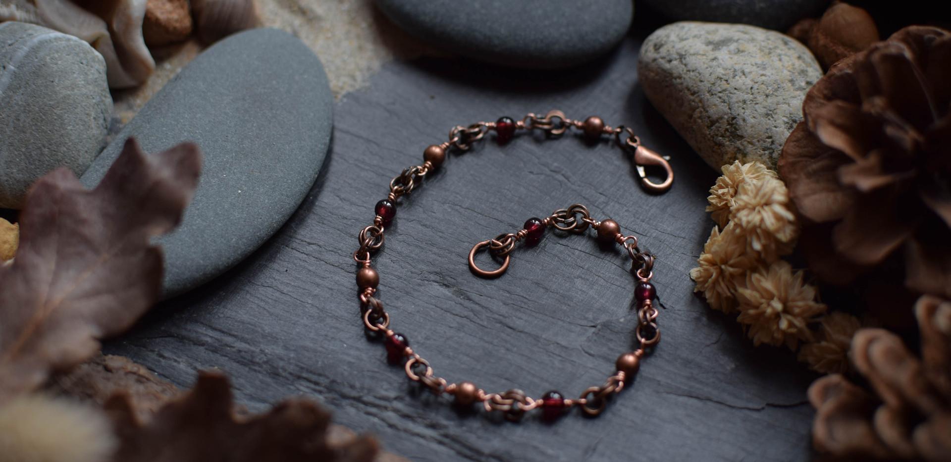 Bracelet ~Lien de Vif~ - Petit Furet-