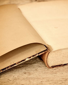 book_old_antique_pages_empty_pages_woode