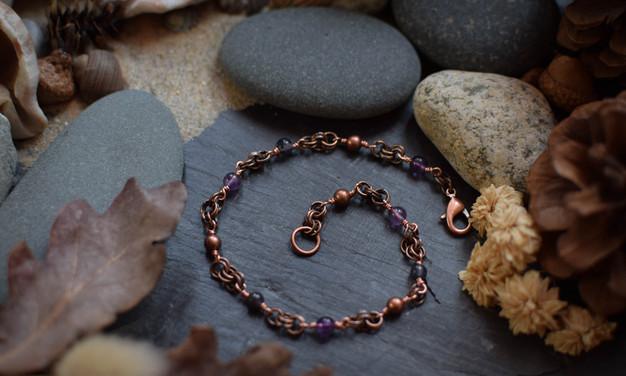 Bracelet ~Lien de Vif~ - Oeil de Nuit & Kettricken-