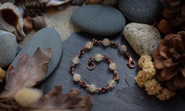 Bracelet ~Lien de Vif~ - Fouinot & Fitz-