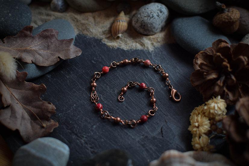 Bracelet ~Serments~ Fidèles d'Aldrich - Régalite