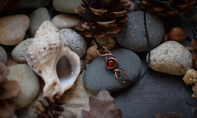 bracelet ~Molly Jupes Rouges~