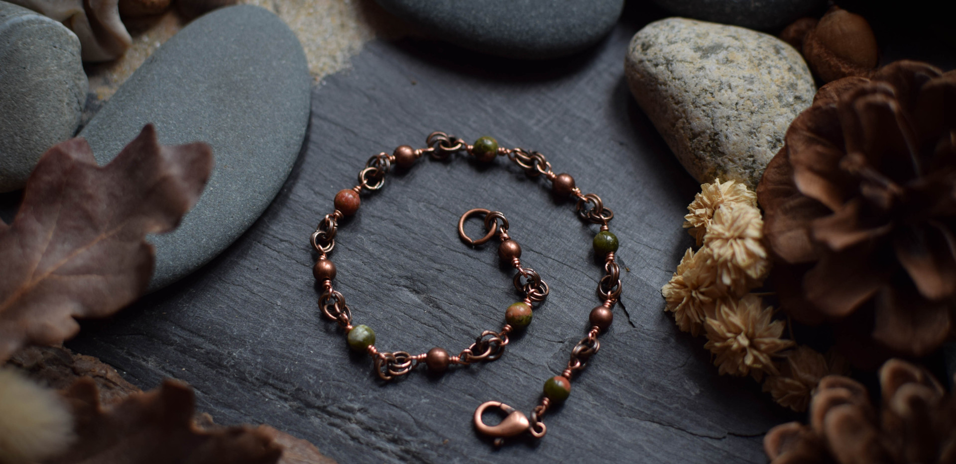 Bracelet ~Lien de Vif~ - Renarde & Burrich-