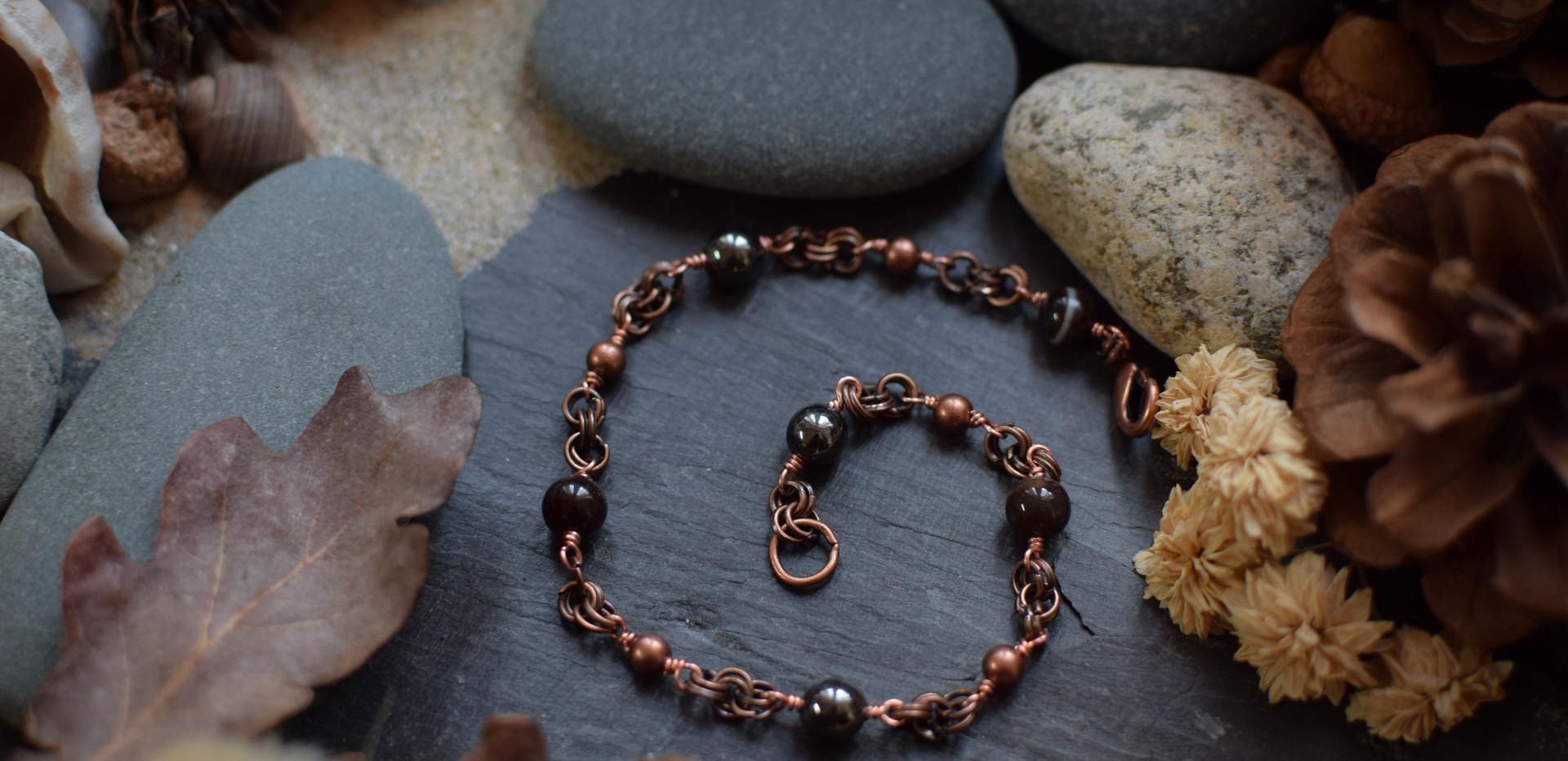 Bracelet ~Lien de Vif~ - Martel & Fitz-