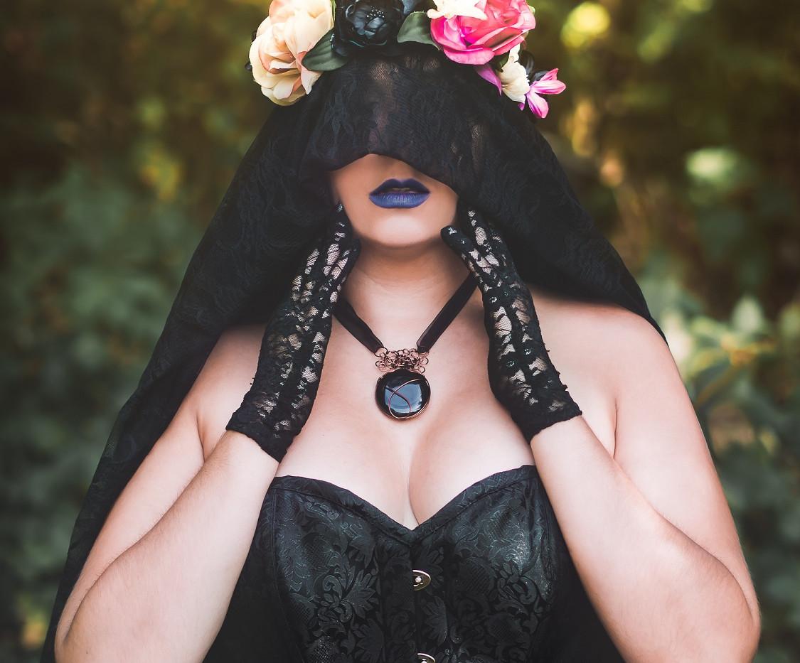 La merveilleuse Élodie Sanchez sous l'objectif d'El Zephon