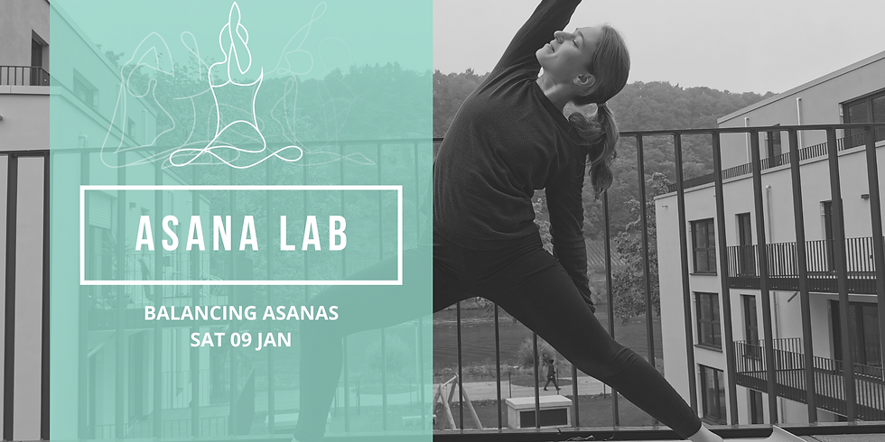 ASANA LAB | Balancing asanas