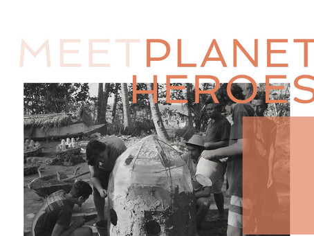 Our Planet Heroes: the North Bali Reef Conservation