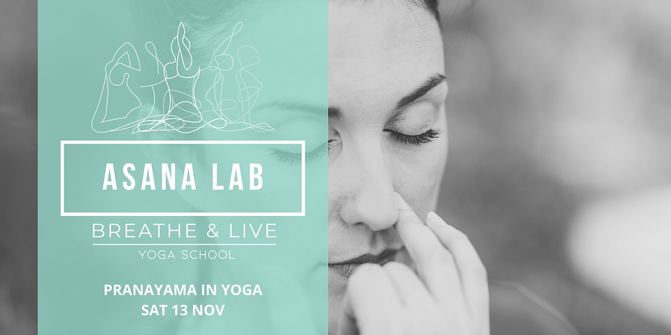 ASANA LAB | Pranayama in your yoga practice