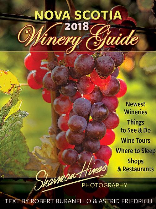 2018 Nova Scotia Winery Guide