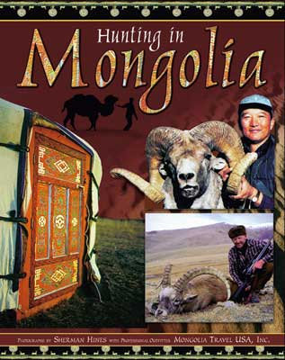 Hunting in Mongolia