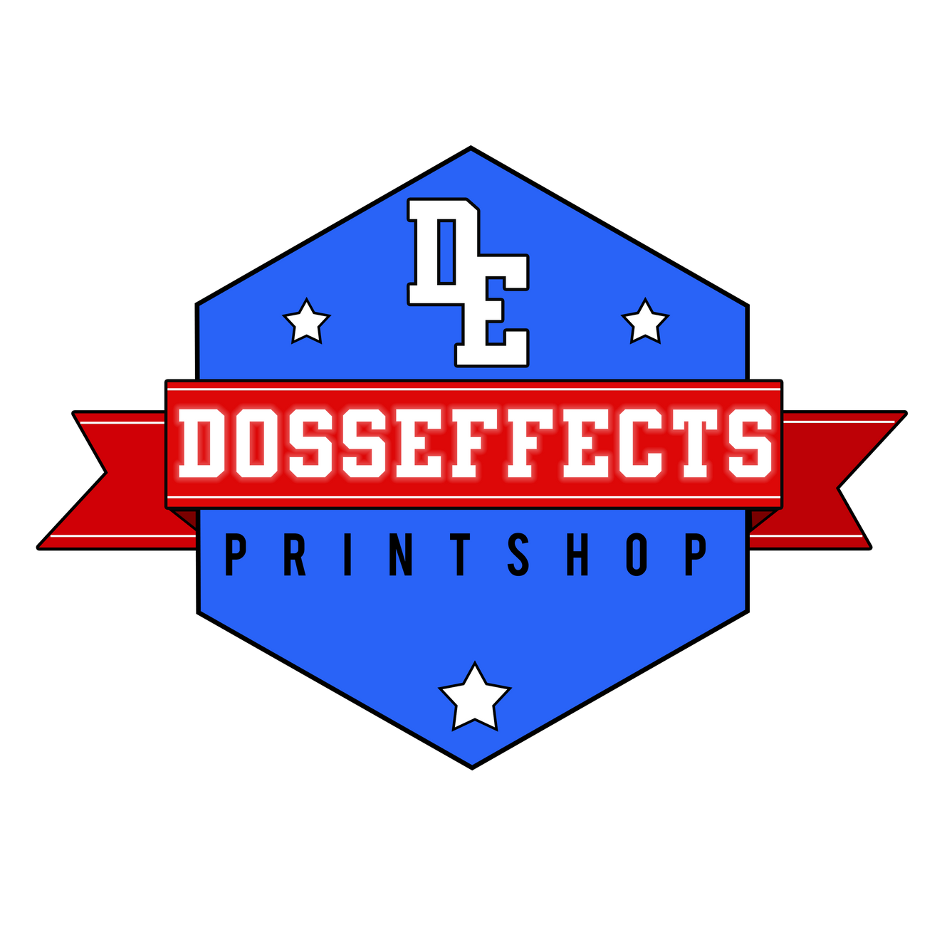 Dosseffects Print Shop,screen printing,embroidery,signs,banners