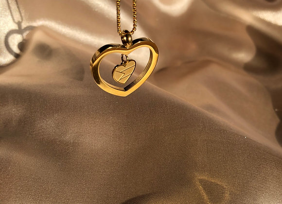 """""""Home is where the heart is"""" Necklace"""