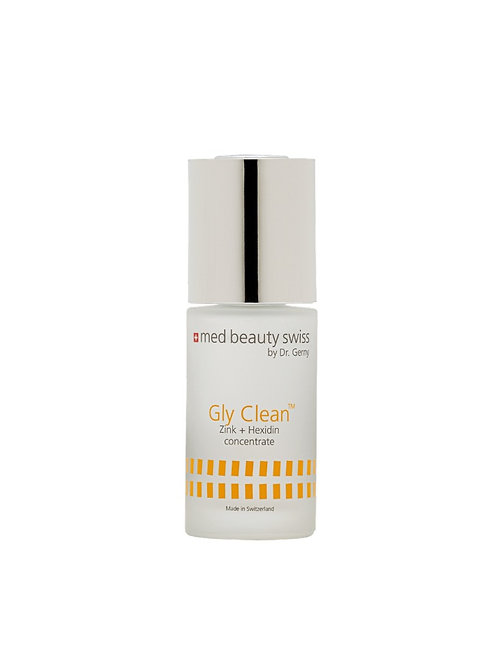 Gly Clean Zink+Hexidin concentrate - 30ml