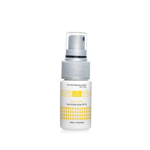 Sun Care Face & Body Spray SPF 30 - Reisegrösse 30ml