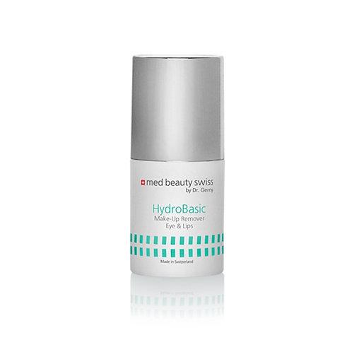 HydroBasic Make-Up Remover Eye & Lips - 100ml