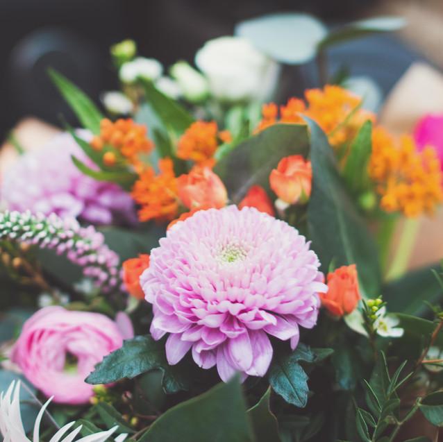 MUD flowers