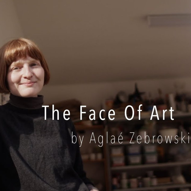 The Face Of Art series