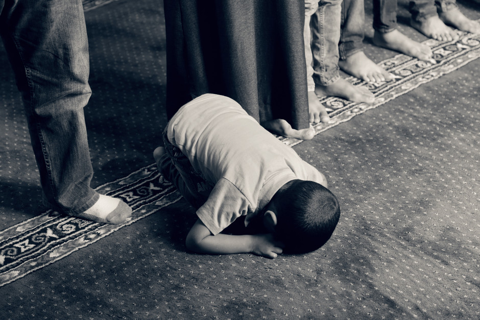 The Challenge of Growing Up Muslim