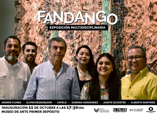 """Exposición multidisciplinaria """"Fandango"""" en Museo de Arte Contemporáneo Primer Depósito Guanajuato"""