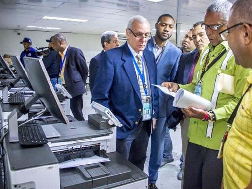 Inician impresión de padrón para elecciones extraordinarias municipales