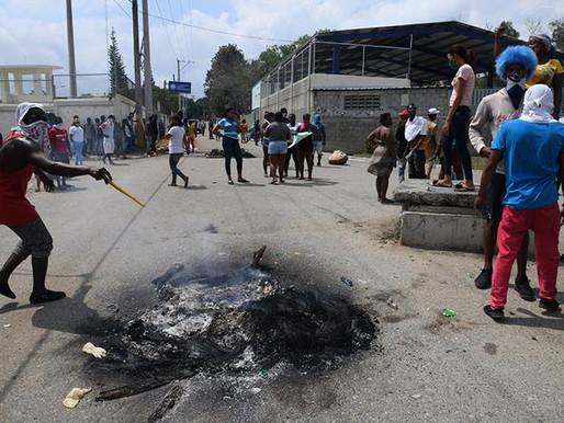 """Moradores Manoguayabo: """"Que se lleven sus presos por ahí pero que para acá no los traigan"""""""