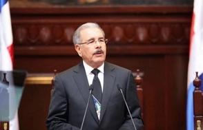 Presidente Medina declara de emergencia las compras para prevenir el coronavirus