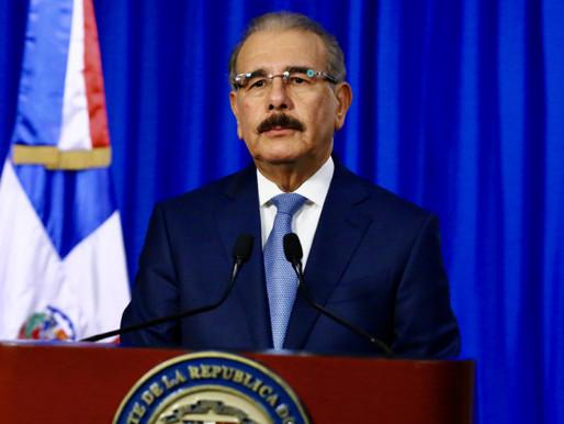 Presidente Medina dispone suspensión docencia y concentraciones de toda índole por coronavirus