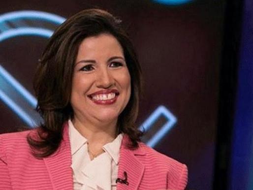 Margarita Cedeño es la candidata a la vicepresidencia por el PLD