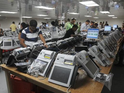 Acuerdan uso de escáneres para elecciones municipales de marzo