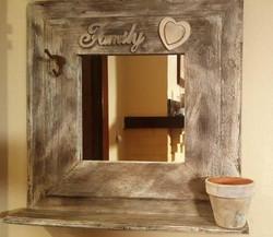 Reclaimed mirror 2