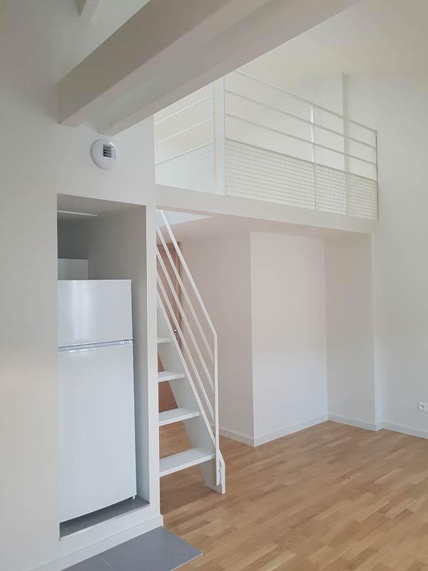 vue appartement