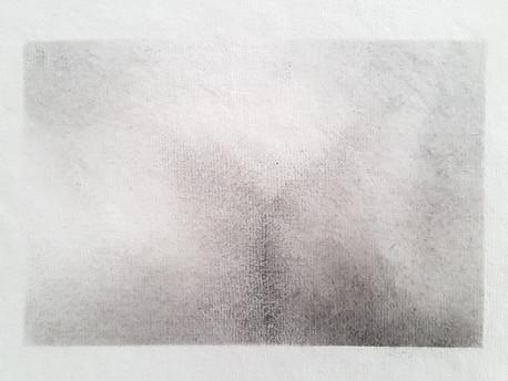 2017 | pierre noire et fusain sur papier | 13 x 20
