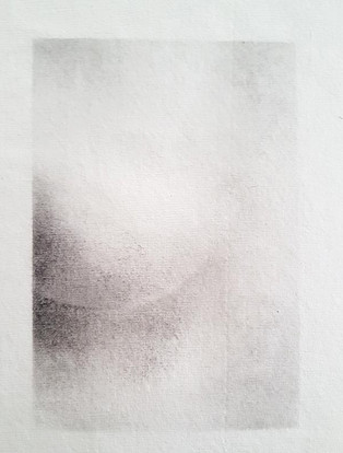 2017   pierre noire et fusain sur papier   20 x 13