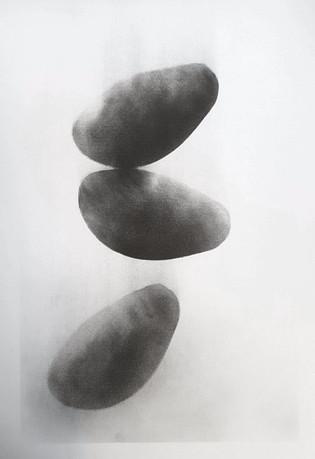 2017   pierre noire et graphite sur papier   42 x 30