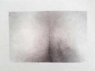 2017   pierre noire et fusain sur papier   13 x 20