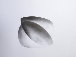 2017 | pierre noire et graphite sur papier | 30 x 40
