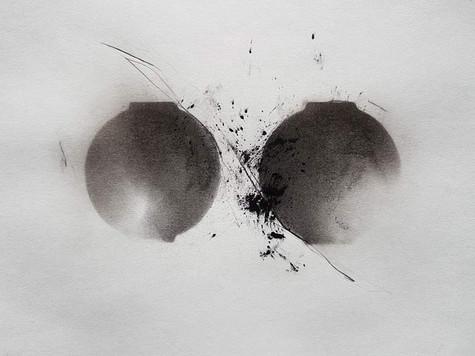 2017/2018 | fusain et graphite sur papier | 13x20