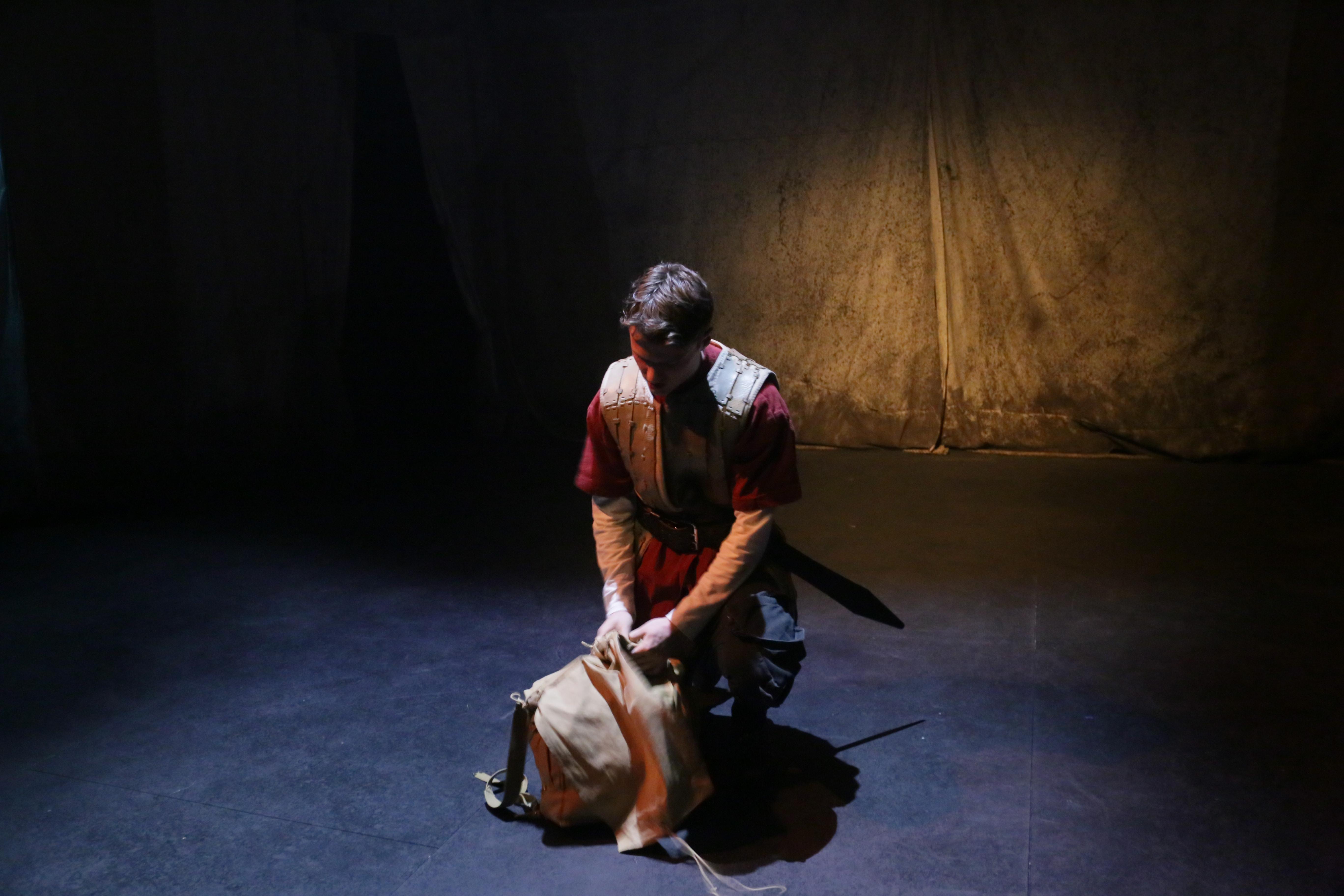Suetonius (Jonty Peach)