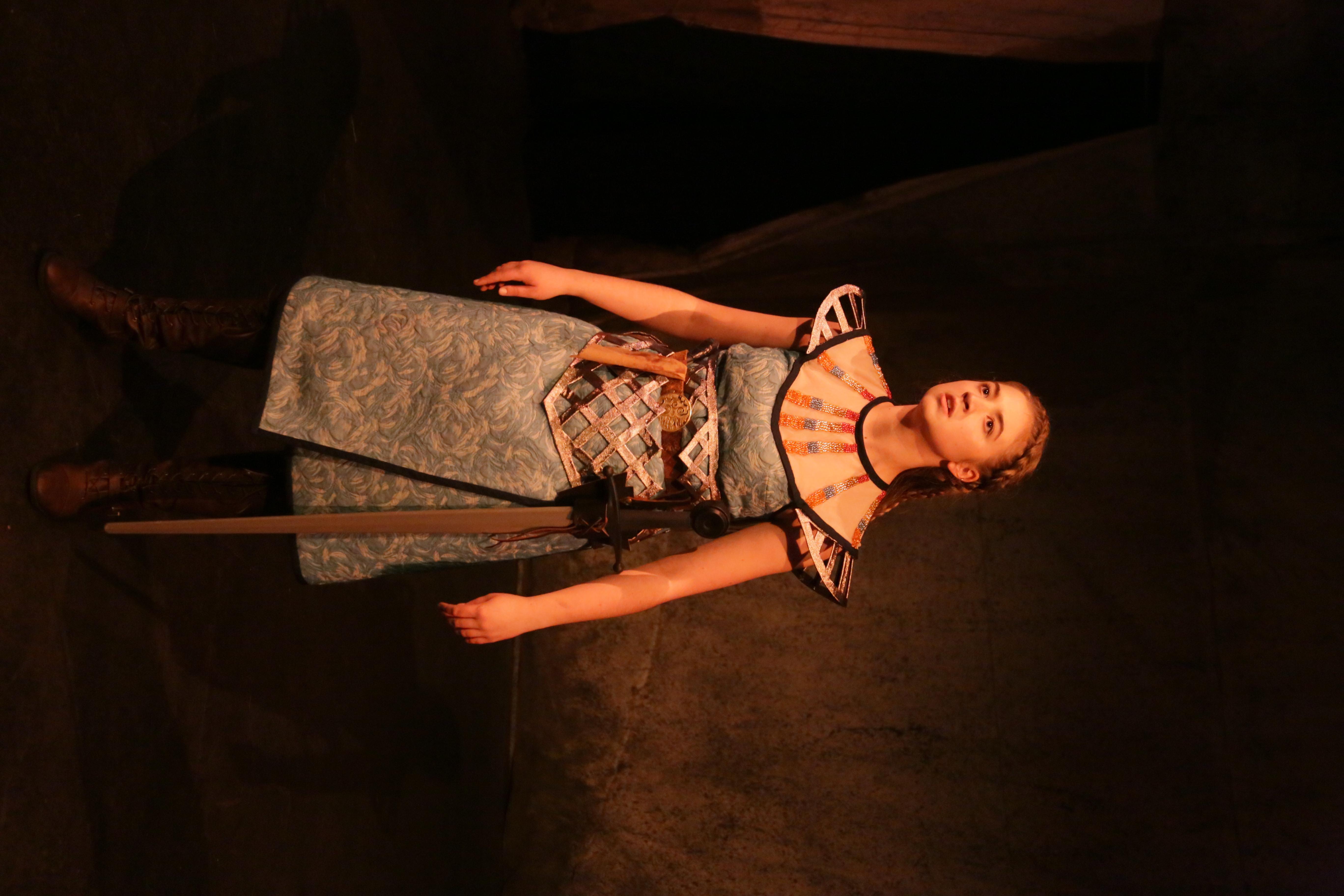 Boudica (Anya de Villiers)